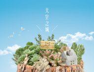 [ 多肉花藝 ] 天空之城 0519 01