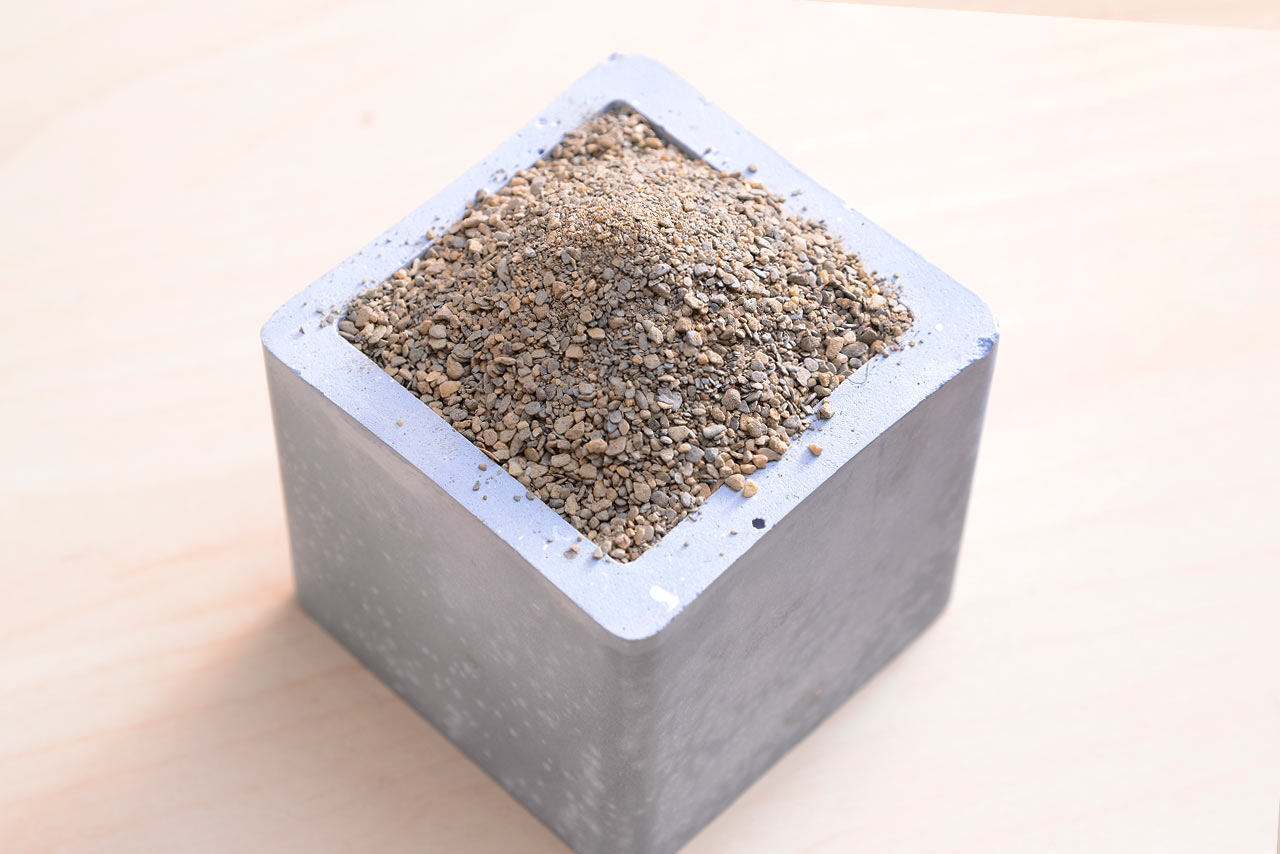 有肉多肉植物專用土-山砂2
