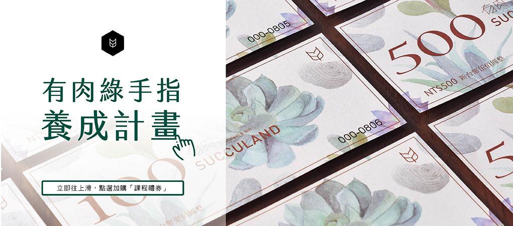 【陶藝課程】 迷你多肉耳環(台北教室) 17