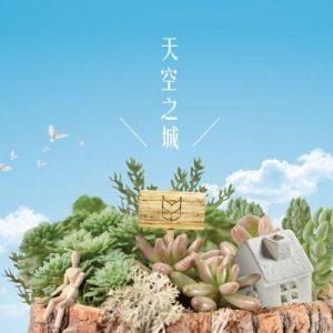 [ 多肉植栽 ] 天空之城 400 5 2