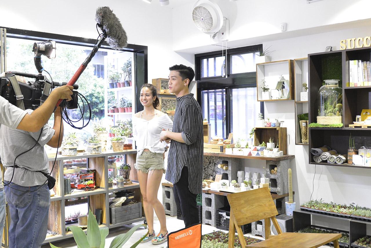 超愛美小姐來到台北的有肉介紹多肉盆栽
