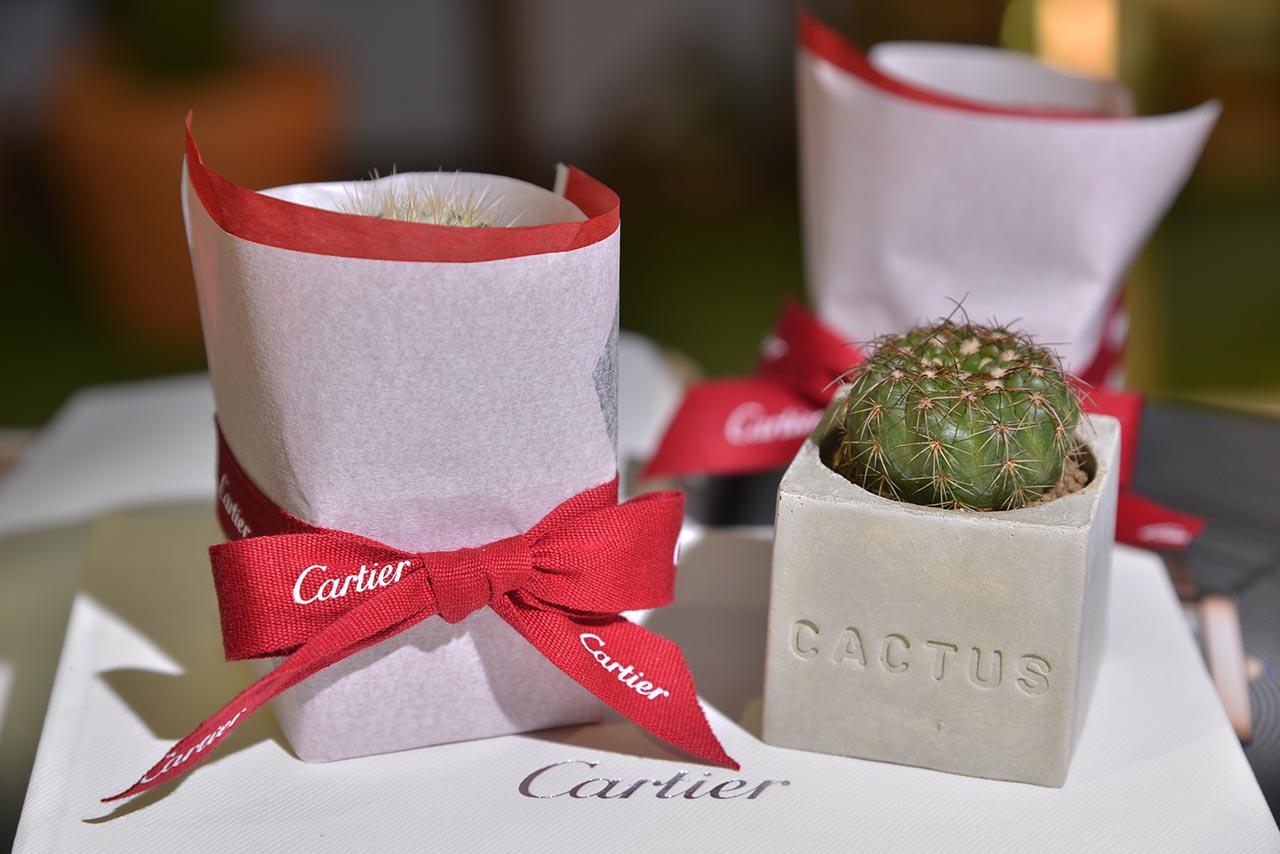 Cartier 客製化禮品