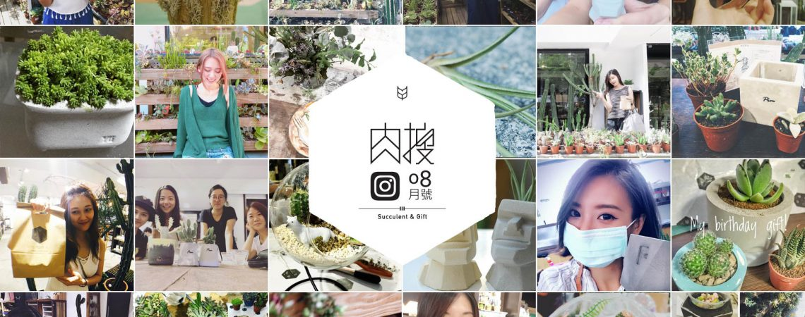 Instagram 肉搜計畫:8月號 banner 8
