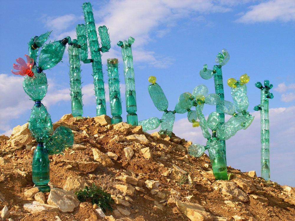 塑膠仙人掌,人造仙人掌