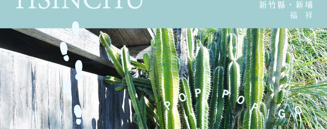 多肉植物地圖:新竹仙人掌園 福祥仙人掌