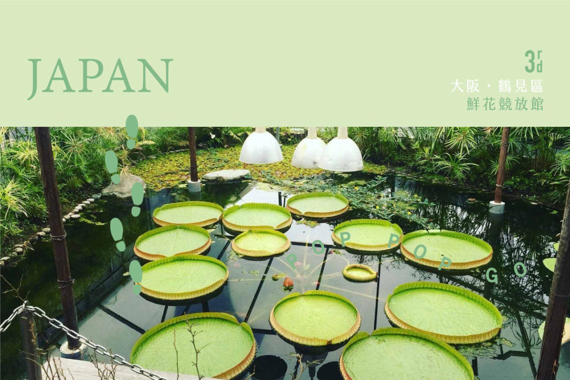 世界多肉地圖:日本大阪 鮮花競放館(全日本最大的溫室) 03