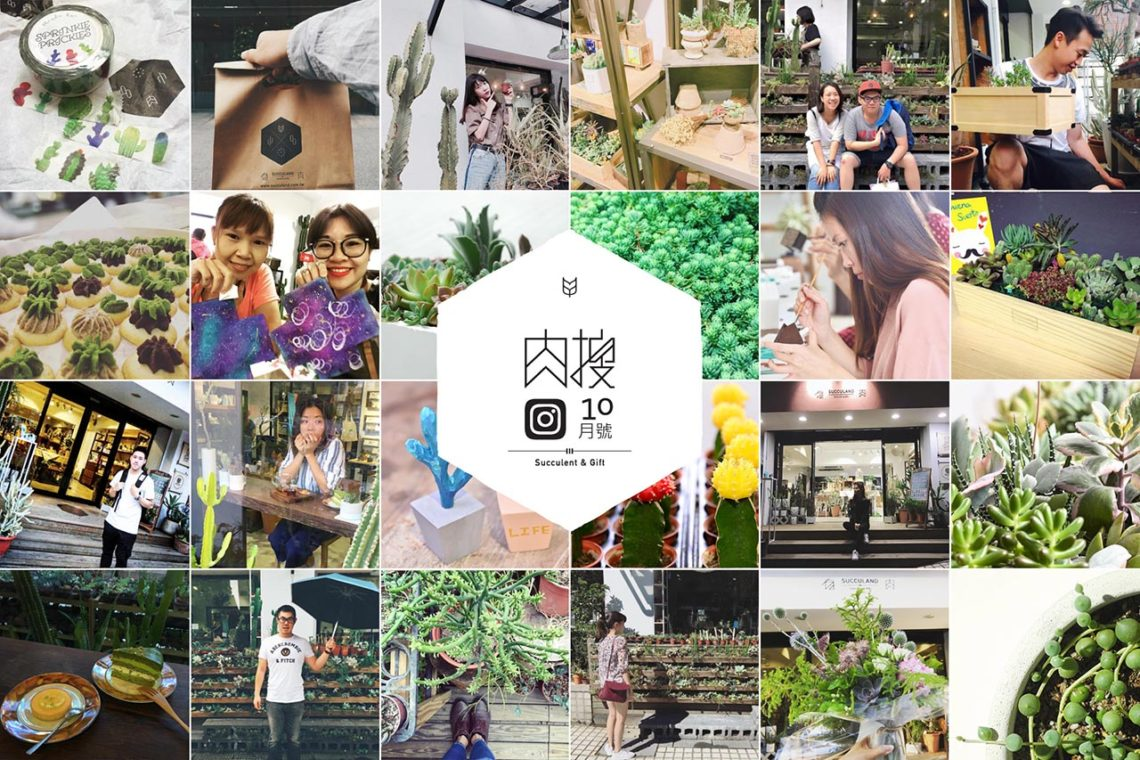 Instagram 肉搜計畫:10月號 banner 11