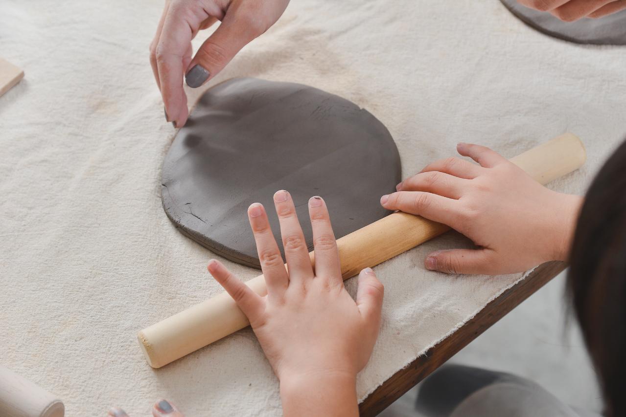 [ 親子課程 ] 手捏陶器 & 多肉組盆 1 複本 4