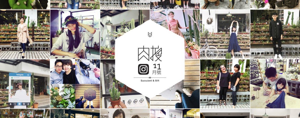Instagram 肉搜計畫:11月號 13