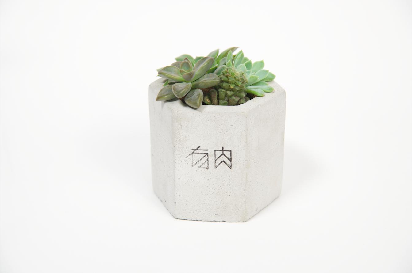 水泥禮品客製化,讓LOGO可以出現在禮品上