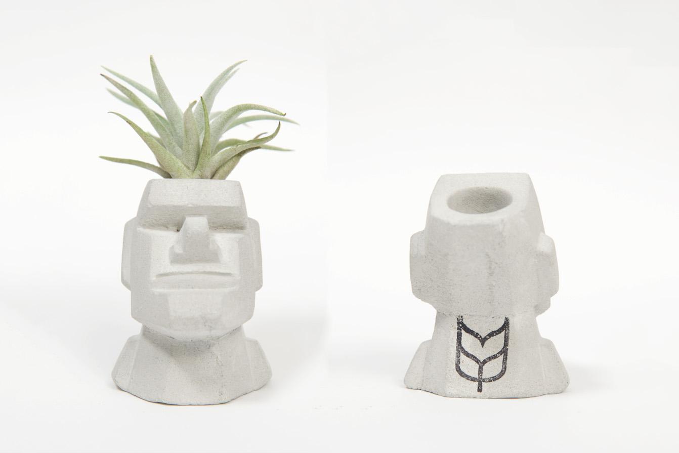 水泥盆栽客製化