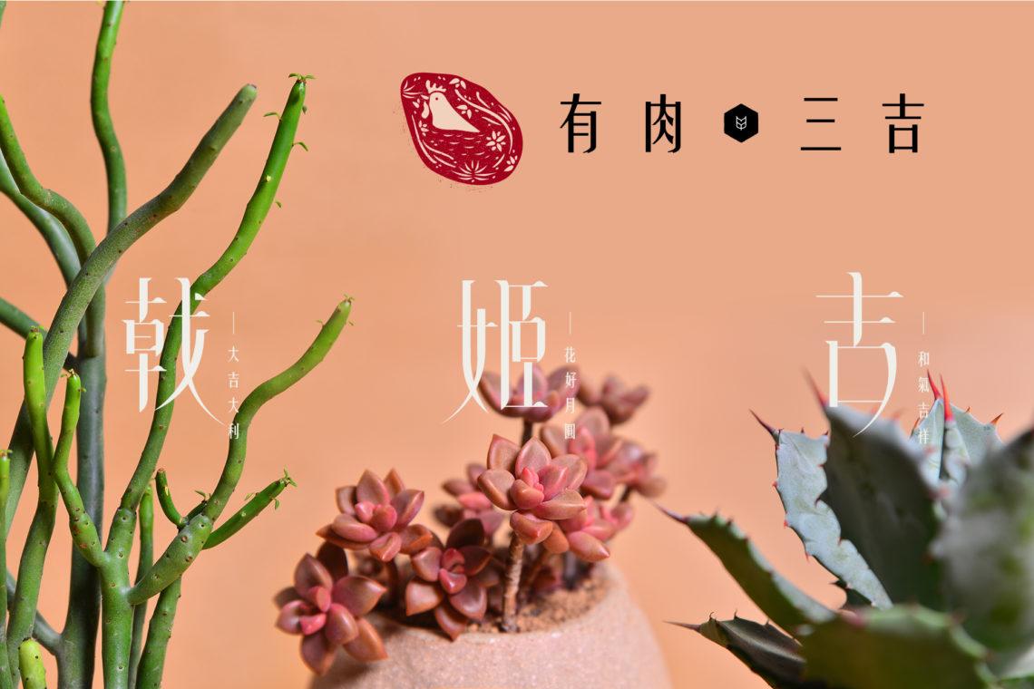 新春開運好肉『有肉三吉 - 吉 姬 戟』 1