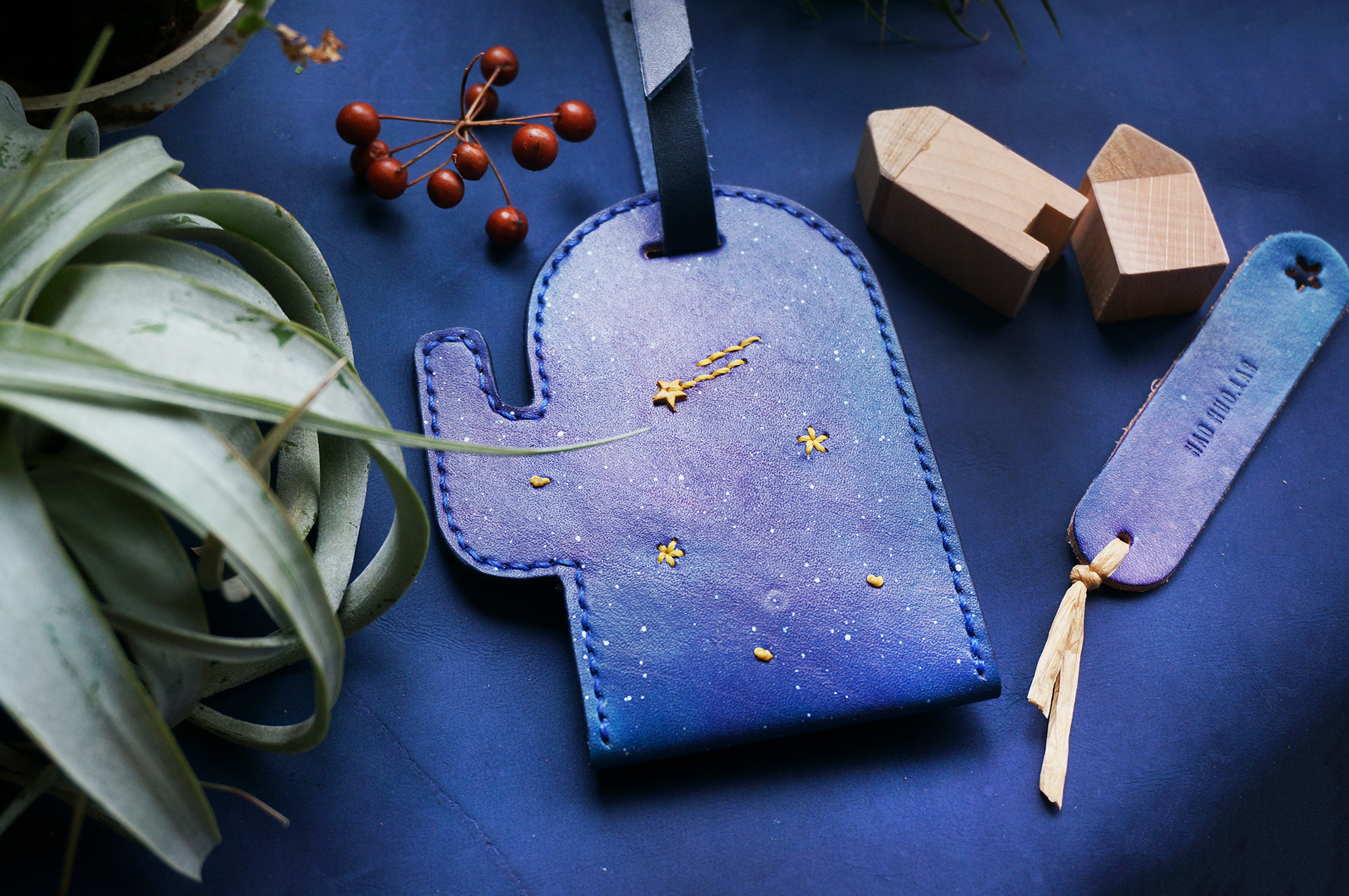 聖誕限定手作課程 皮革課 皮件課 卡套課