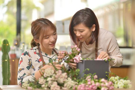 花藝體驗課程