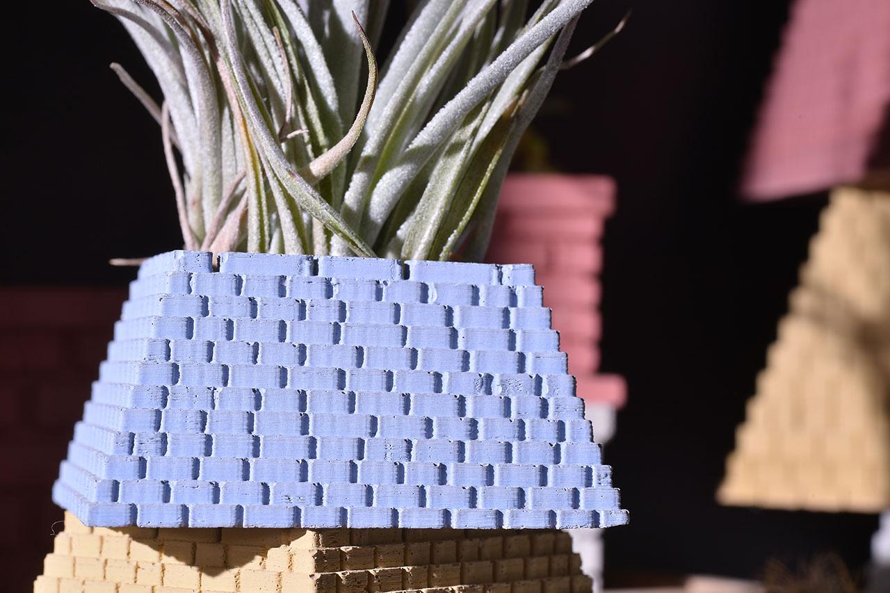小金字塔(四色)+棉花糖空氣鳳梨 3