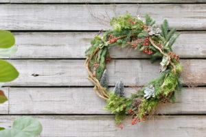 最有溫度的聖誕手作,一起動手做聖誕花圈、聖誕樹! 1 複本 7