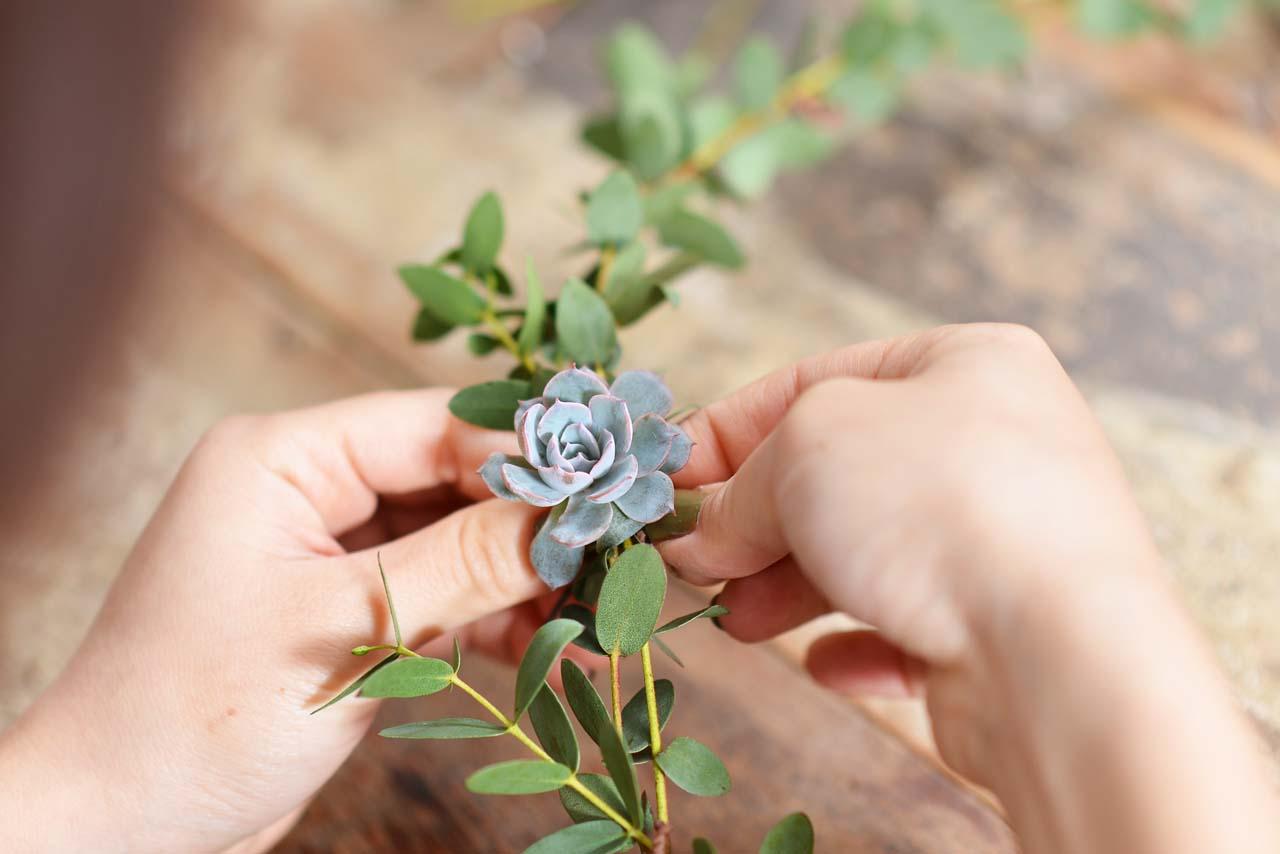 花藝頭飾課程