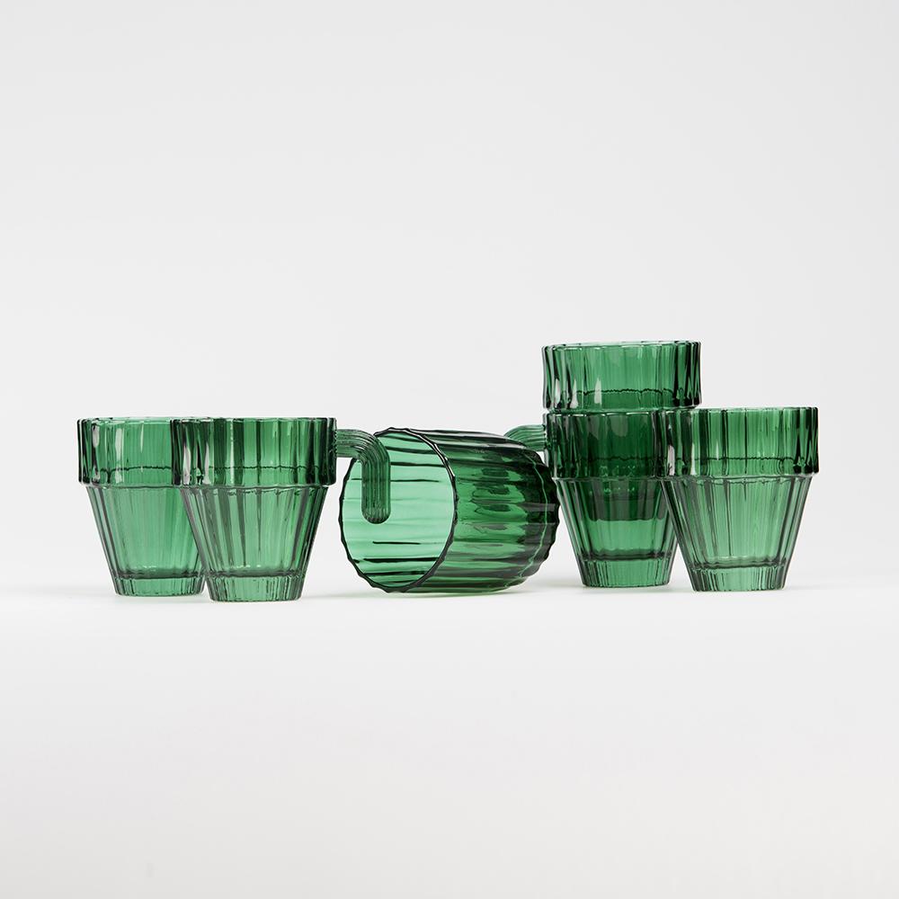 仙人掌玻璃水杯 3