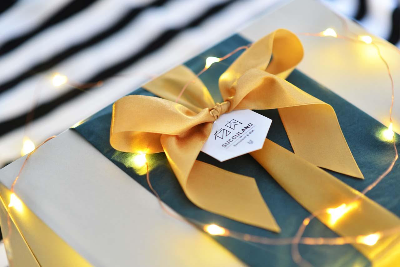 空氣鳳梨的 Gift Box 禮物盒 1