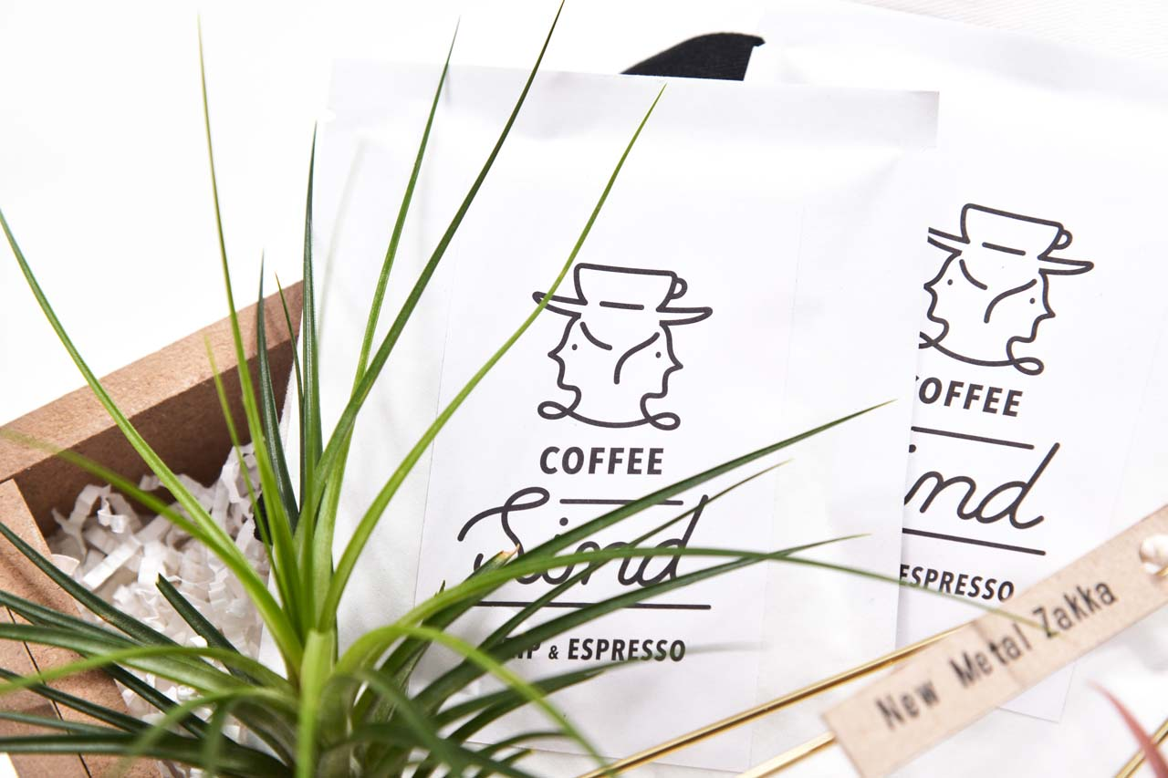 店中店咖啡耳掛包