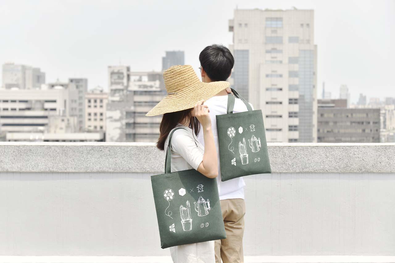 台北電影節好朋友聯名揹袋 CYS6875