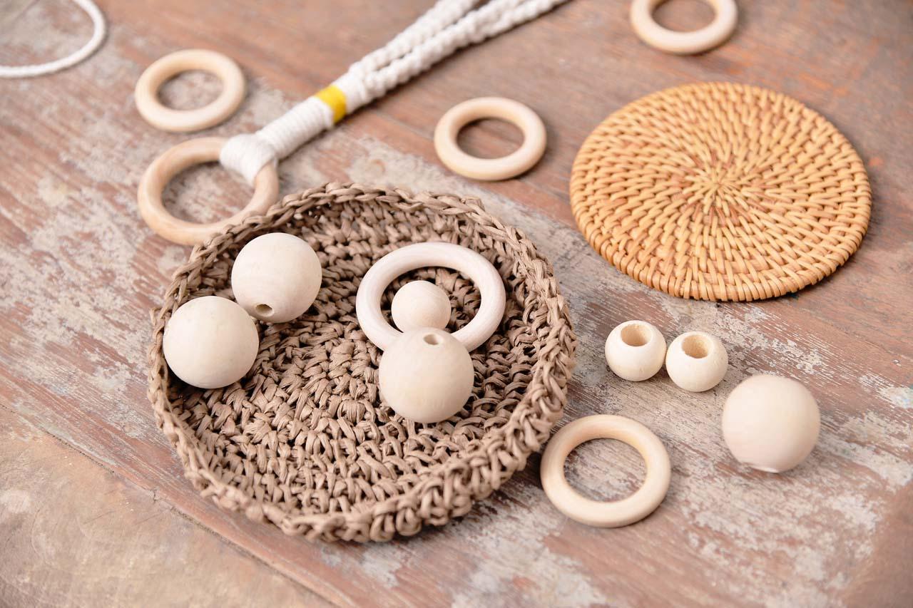 【手作課程】多肉花式編織吊盆 9