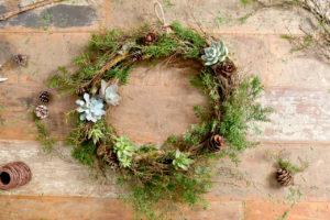 最有溫度的聖誕手作,一起動手做聖誕花圈、聖誕樹! 1 複本 5