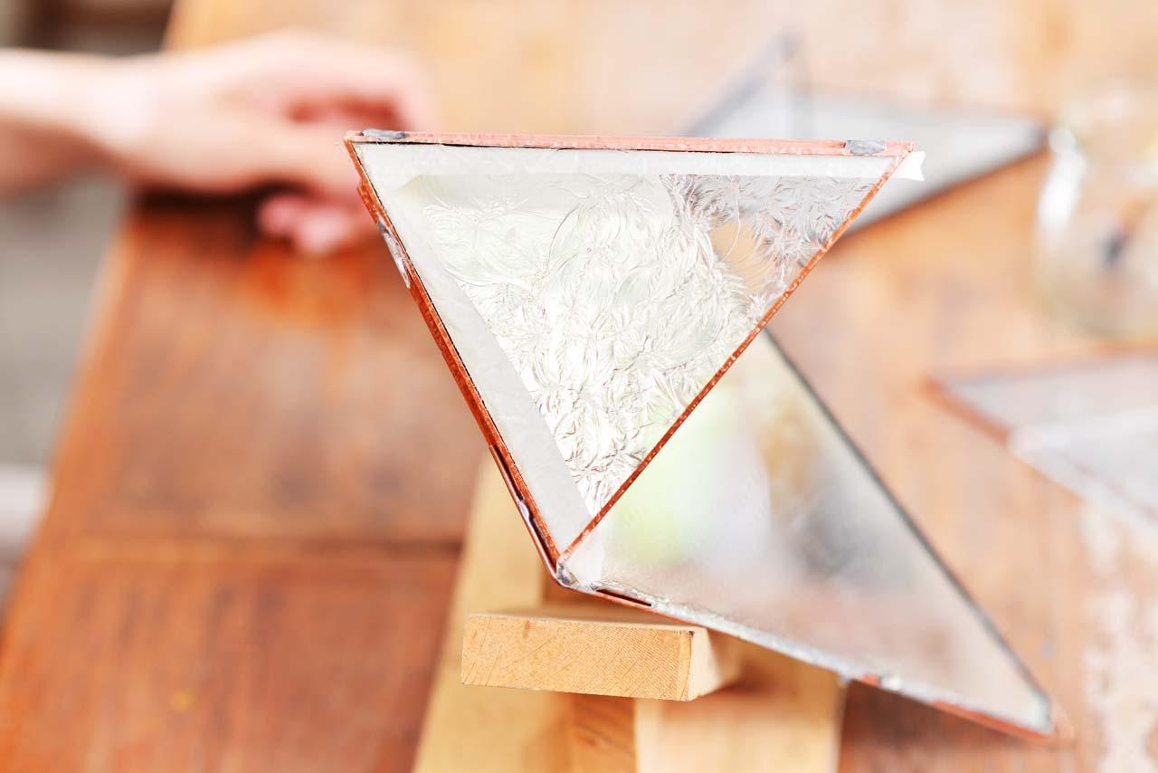 [ 鑲嵌玻璃課程 ] 天光好物 6