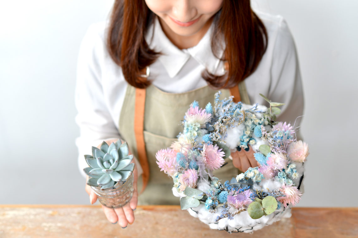 最美春節花圈,夢幻自然各種風格都有! 1 複本