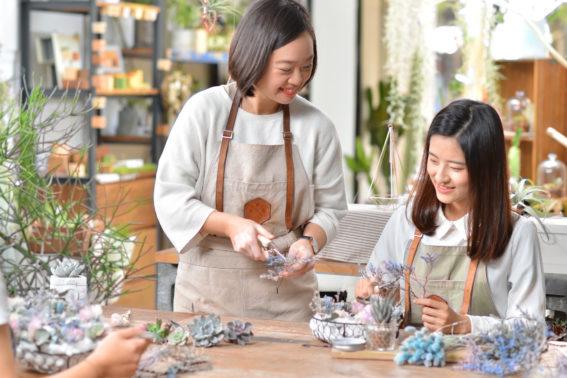 台北春季手作課程推薦