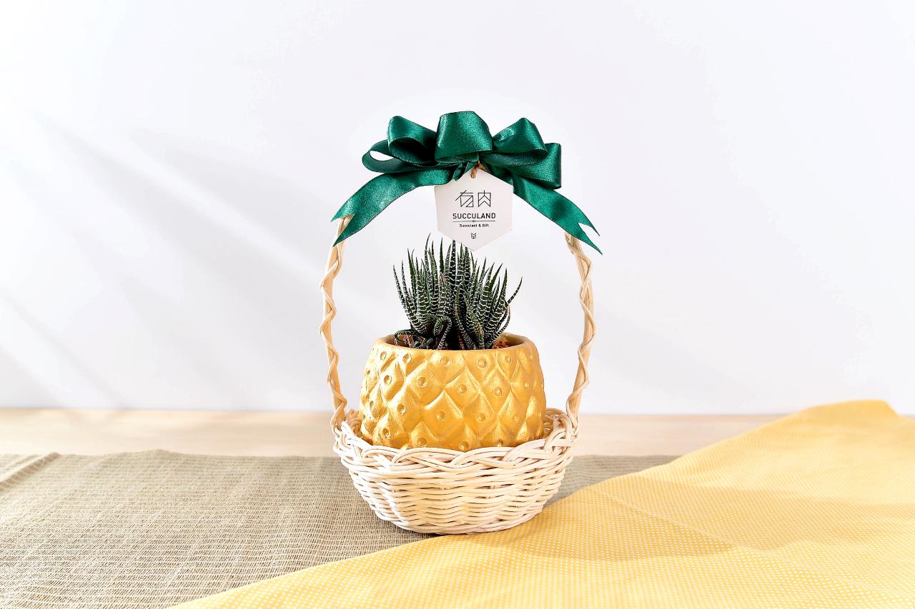 新春好旺!送禮水果籃、春節花藝課程一次到位! 5
