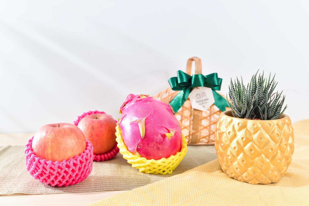 新春好旺!送禮水果籃、春節花藝課程一次到位! 3