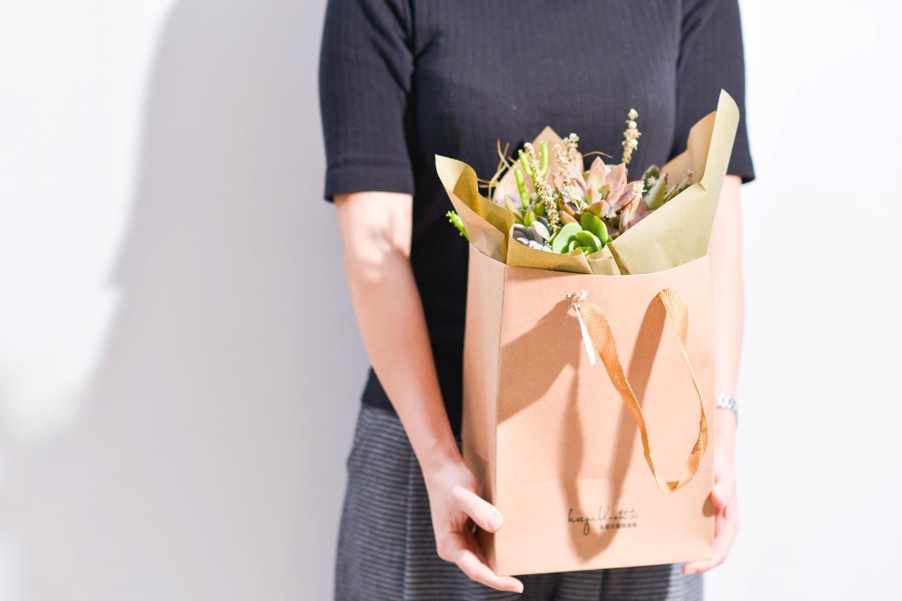 多肉捧花-春霖 36