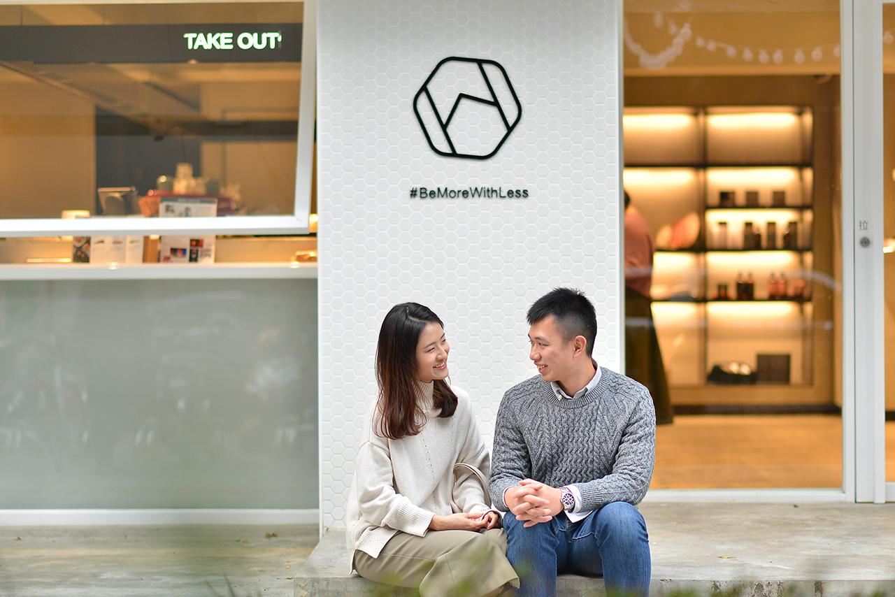 台北大安區咖啡選物店