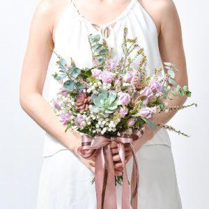 多肉捧花 - 春日愛戀情書 22 複本 2