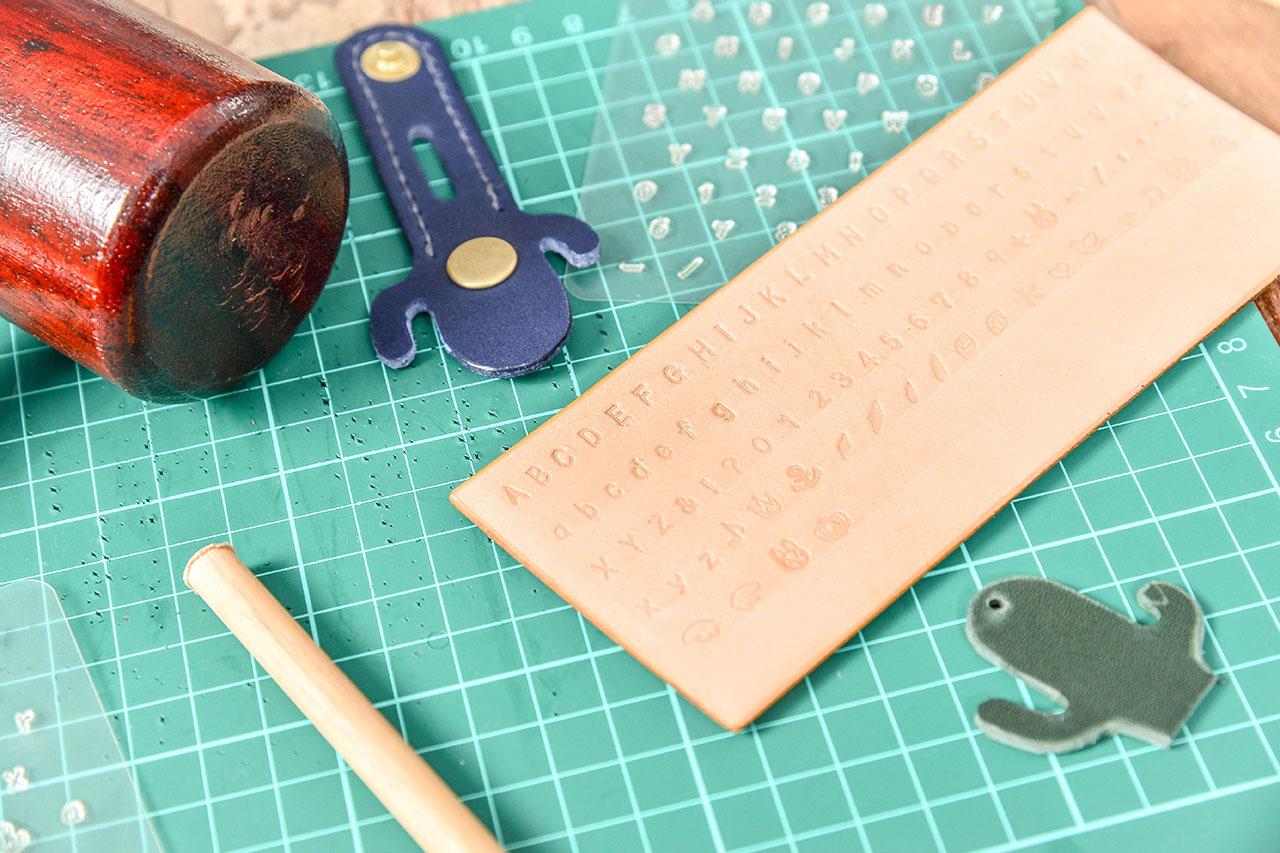 [ 皮件課程 ] 皮革仙人掌小夥伴 7