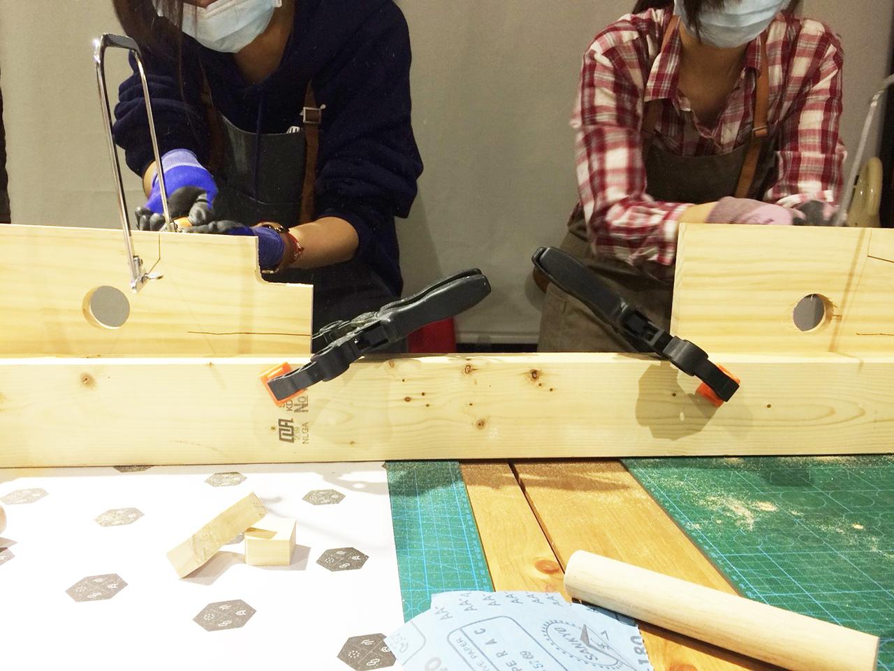 木造體驗課程