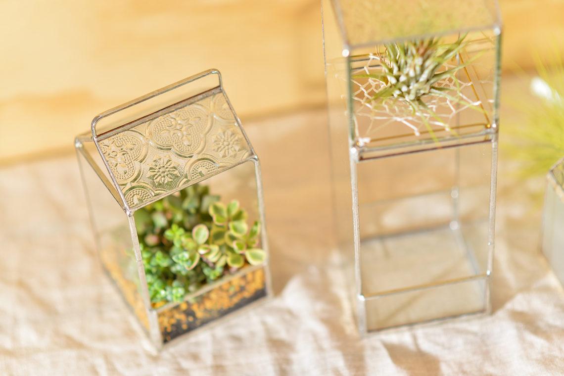 玻璃鑲嵌圖 與商品販售