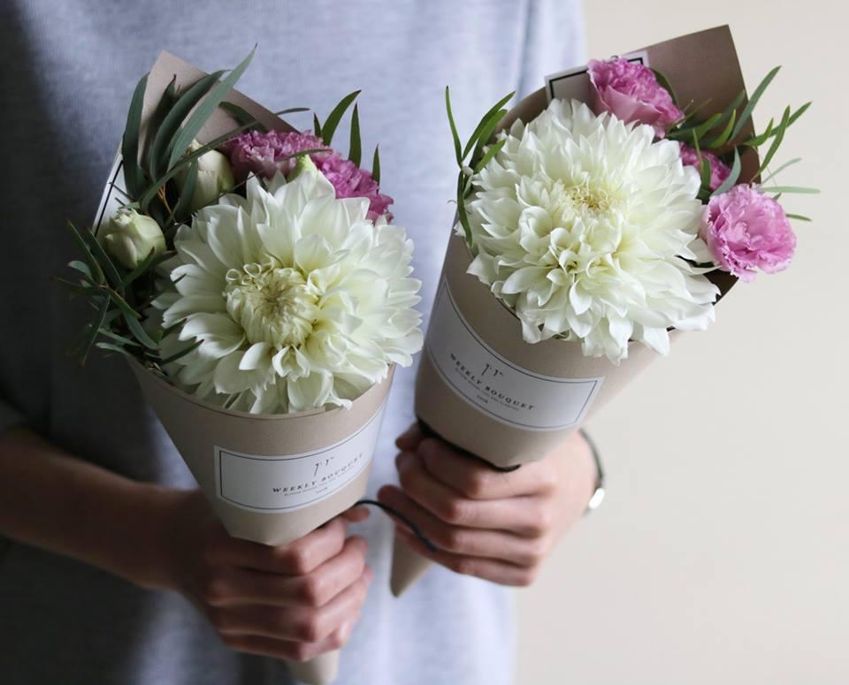 一隅有花是台灣的一家新創公司,特別關注在花藝的世界裡,在這裡你可以輕鬆地得到週花訂閱,美麗的桌花