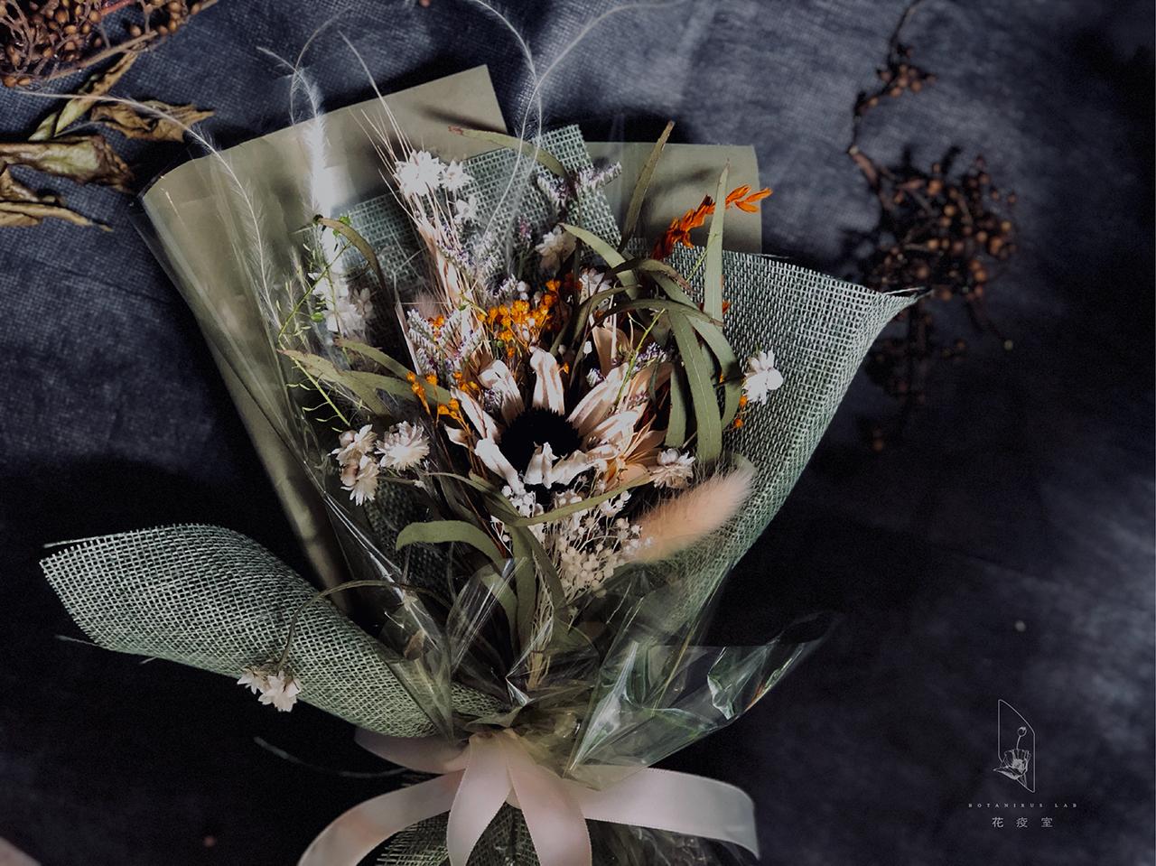 青春如花,9 間新銳花店的畢業花束提案 7