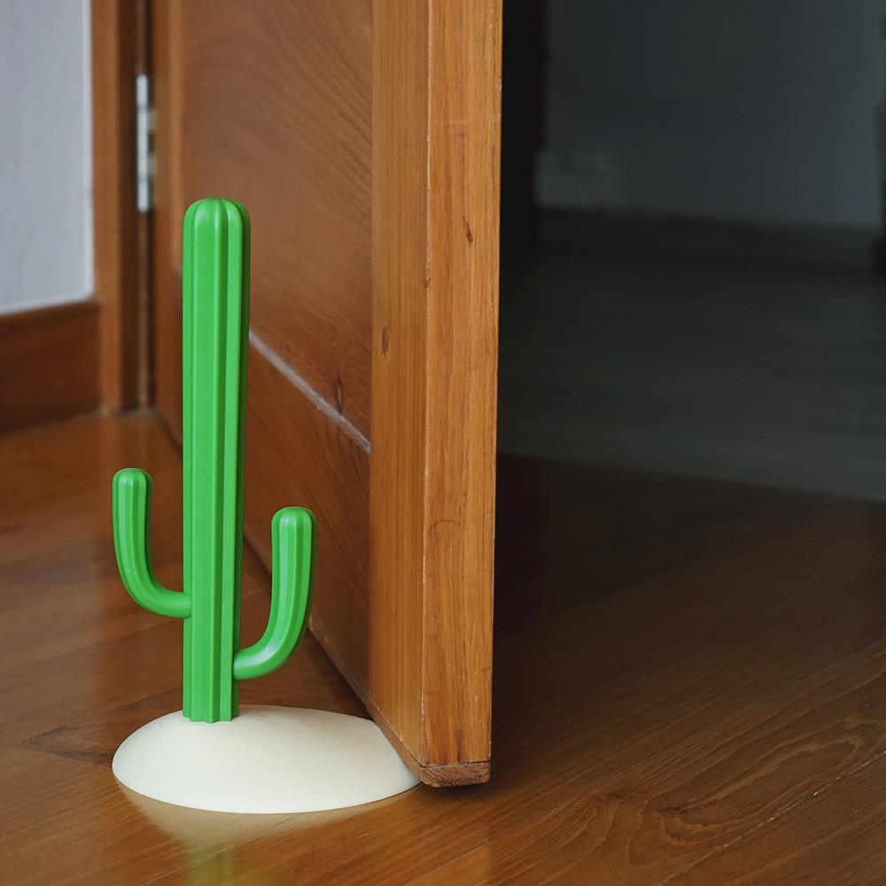 塑膠仙人掌藝術品!人造的也可愛 仙人掌門擋