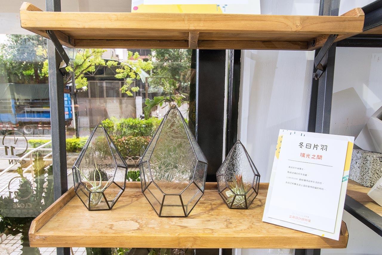 台北玻璃鑲嵌展覽