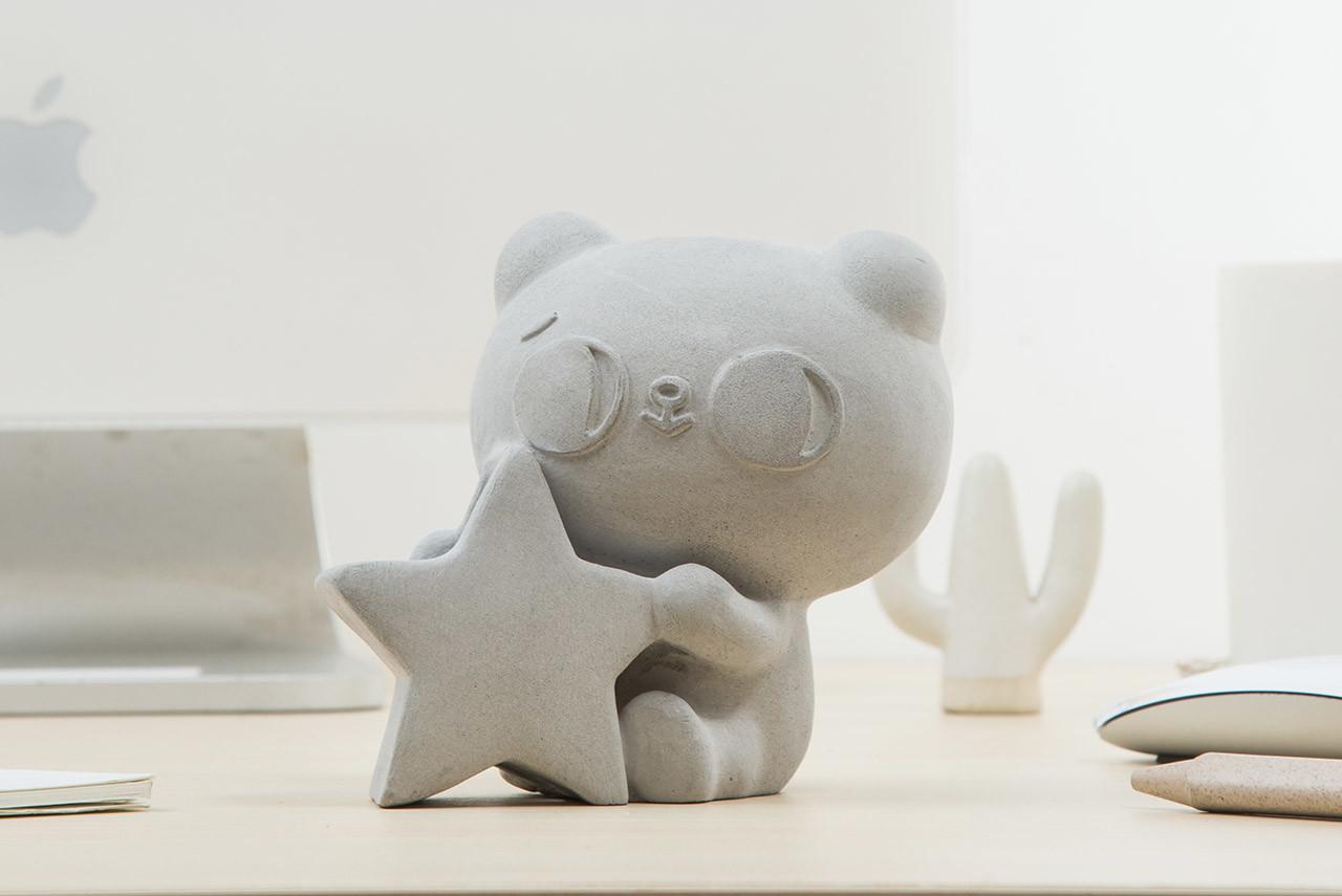 爽爽貓 多肉盆栽 1107 爽爽貓&奧樂雞聯名水泥盆拍攝 086