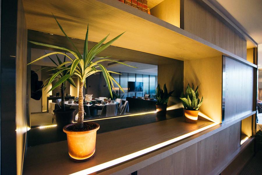 CHANEL香奈兒場地佈置-室內植栽佈置