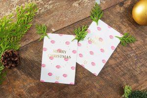 聖誕卡片怎麼寫?卡片書寫技巧學起來! 9