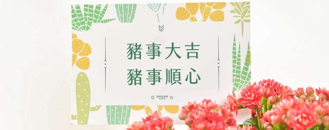 2019 豬年吉祥話、祝賀詞大集合(成語+諧音梗) 16