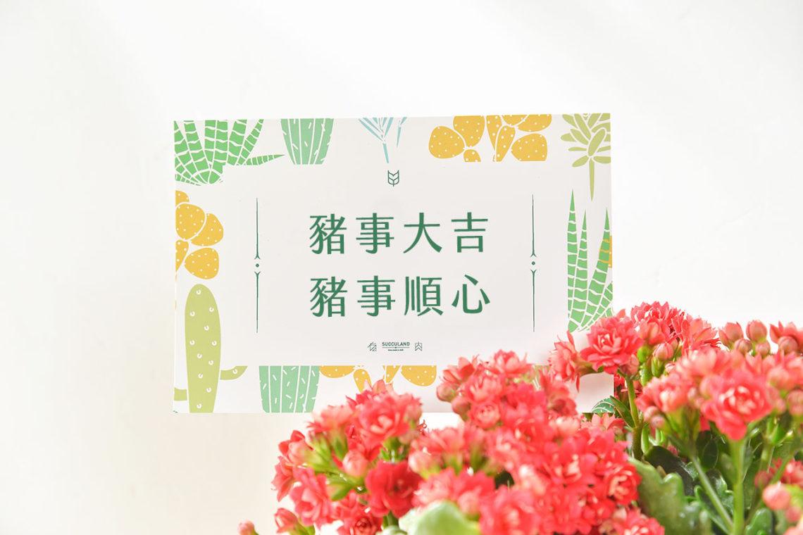 2019 豬年吉祥話、祝賀詞大集合(成語+諧音梗)