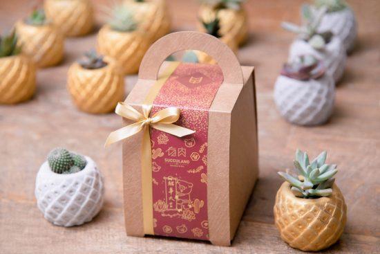 客製化年節禮盒規劃