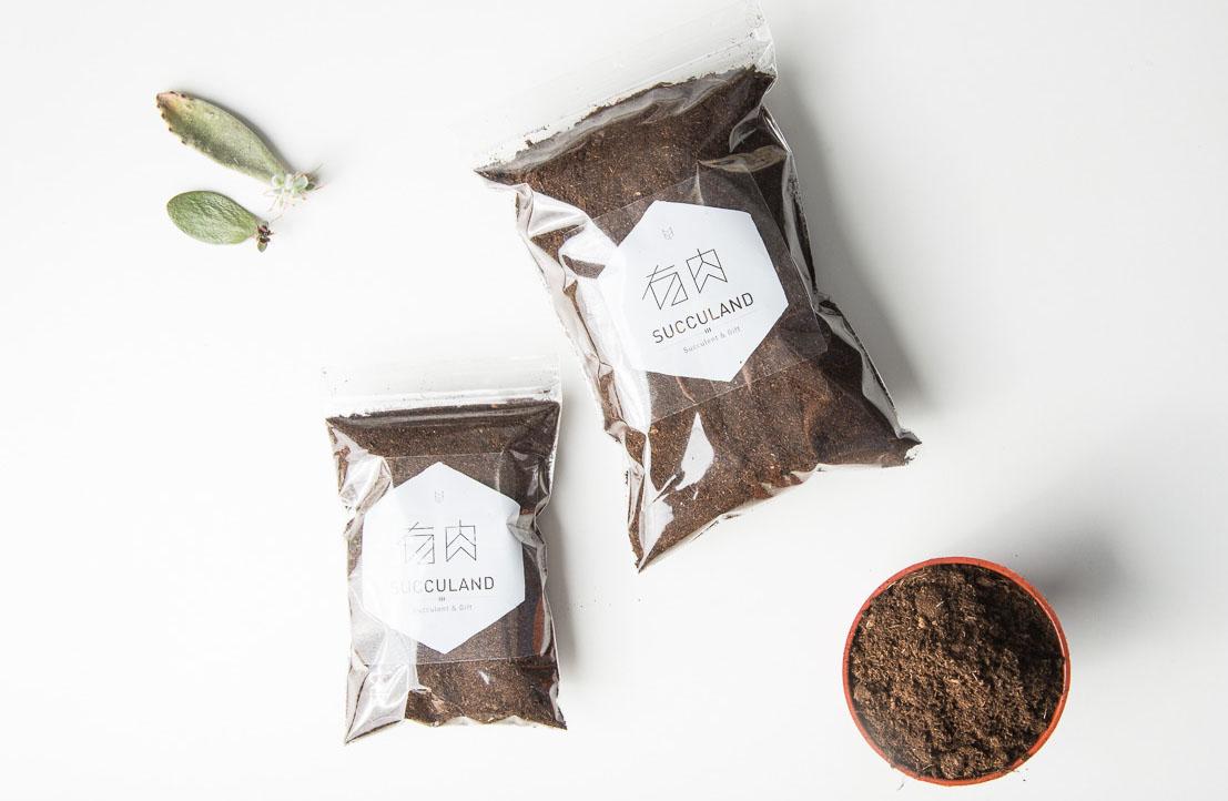 多肉植物專用介質-泥炭土 2