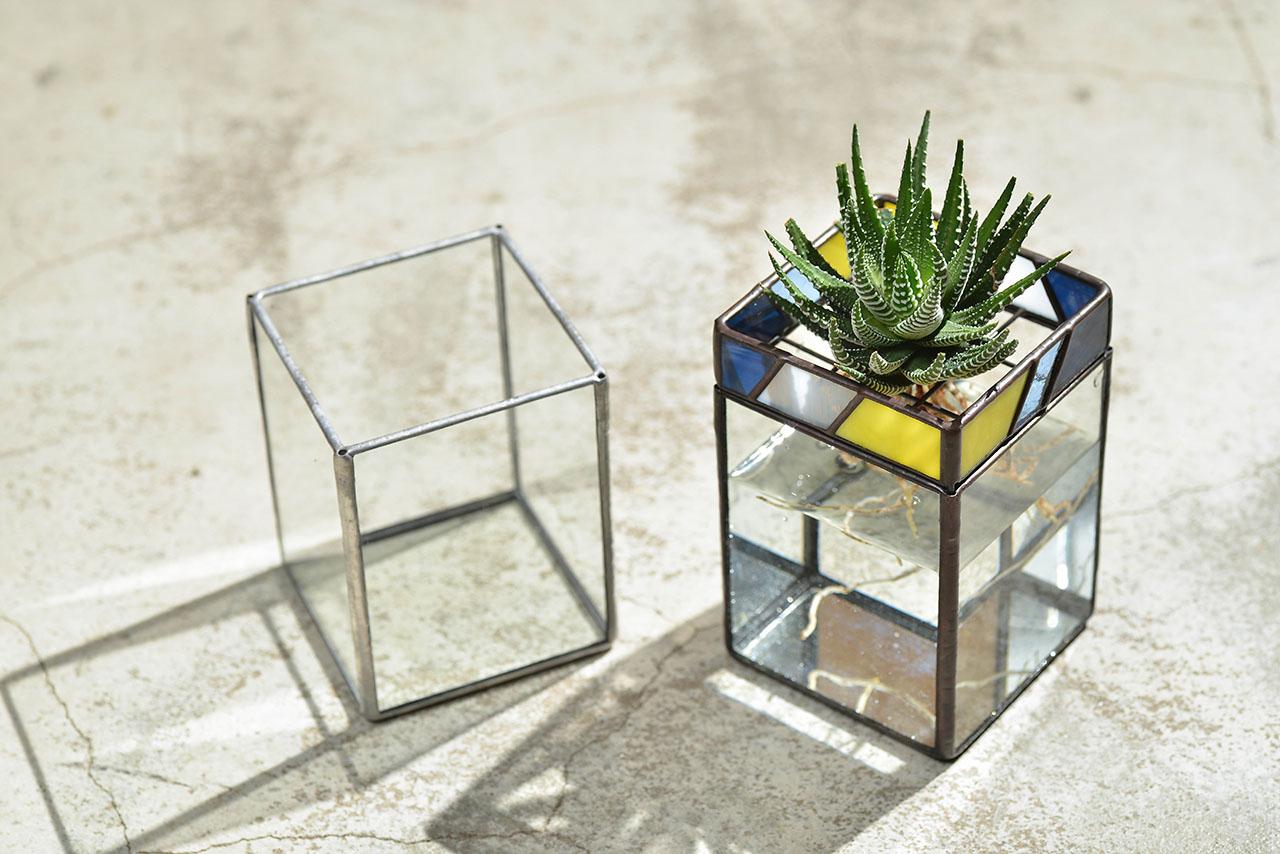玻璃鑲嵌課教學